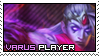 League of Legends: Varus Stamp by immature-giraffe