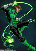 Green Lantern by YayoArellano