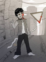 Violent Impulses by Karvaferrari