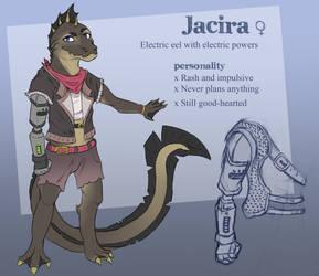 Jacira (contest entry) by Karvaferrari