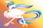 MyLil'Phoenix:PrincessCelestia