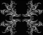 Baroque Cross Pattern II