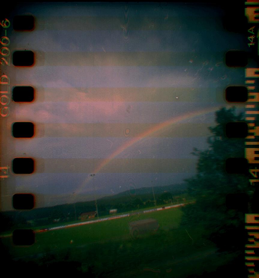 Doppelregenbogen by TeraLink