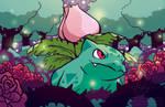 Ivysaur by NearTARC