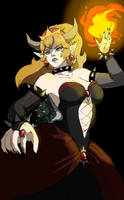 Bowsette by NearTARC