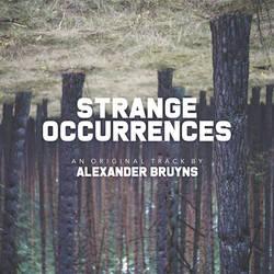 Strange Occurrences (Cover Art)