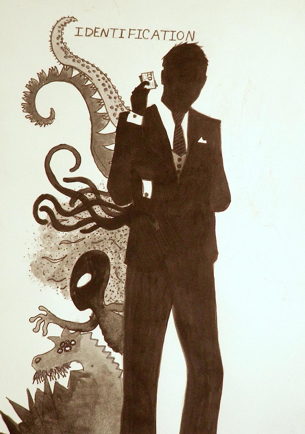Identification --cover art
