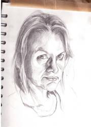 Sketch Of My Mum