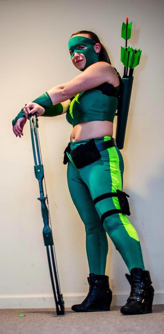 Artemis (Young Justice) by DressUpBarbii on DeviantArt