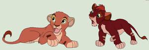 Fadhili and Naleto's Cubs
