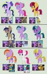 Twilight Sparkle adopts 11 (5/9 OPEN)