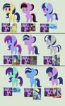 Twilight Sparkle adopts 12 (3/9 OPEN)