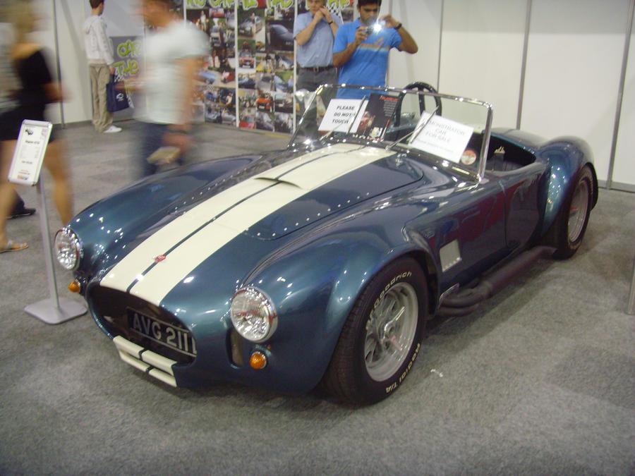 shelby ac cobra kit car by 196t4 on deviantart. Black Bedroom Furniture Sets. Home Design Ideas