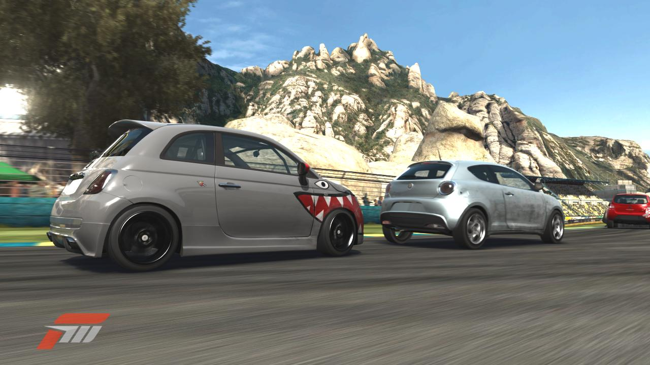 Fiat 500 Abarth New Paint By 196t4 On Deviantart
