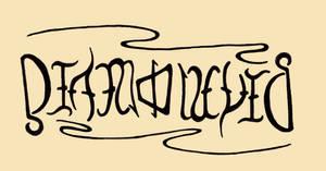 diamoneyes ambirgram by A-T-G-4