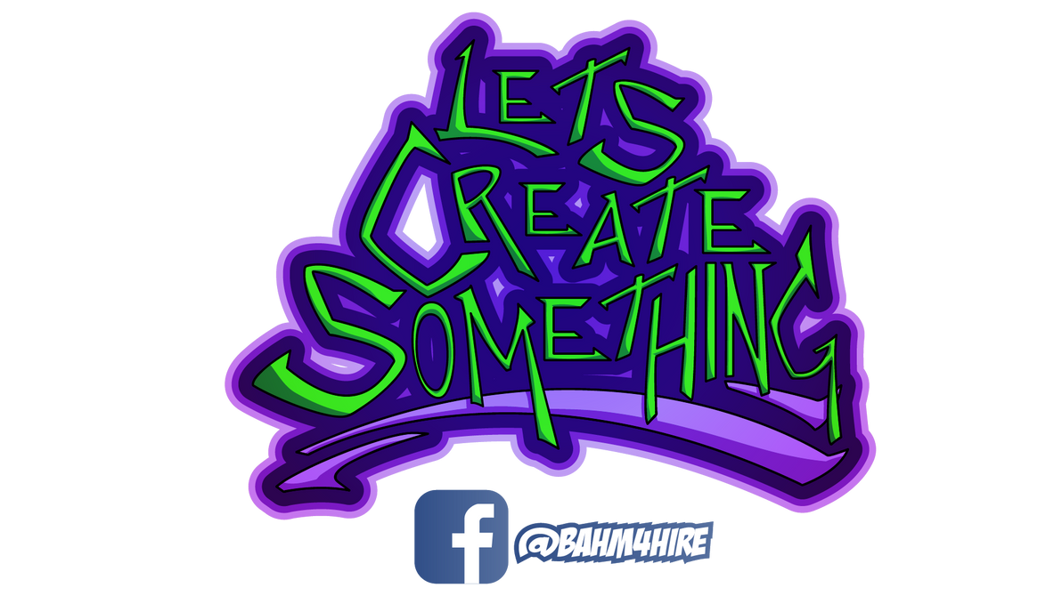 Lets Create Something