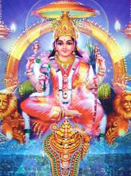 Raja Rajeswari by Valleysequence