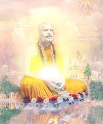 Paramahamsa Ramakrishna by Valleysequence