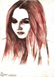 Portrait Helle Bogdanova edit