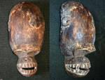 Africa masque singe Dogon by Lamollesse