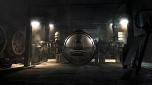 Secret Laboratory by Togman-Studio