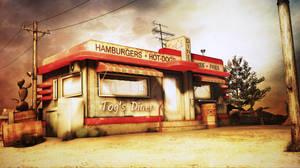 Tog's Diner by Togman-Studio