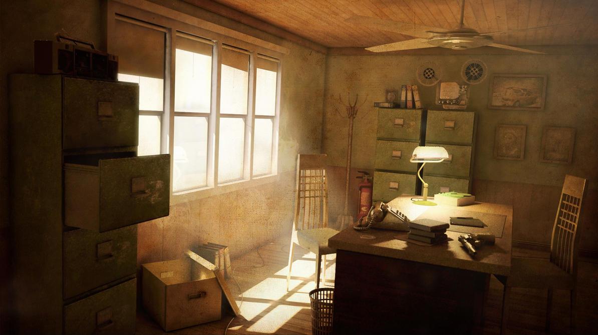 Private investigation by Togman-Studio