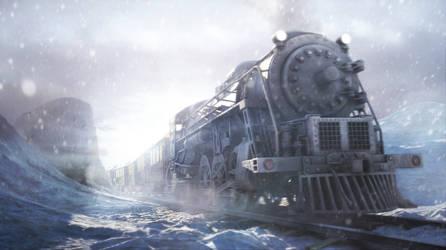 Siberia by Togman-Studio