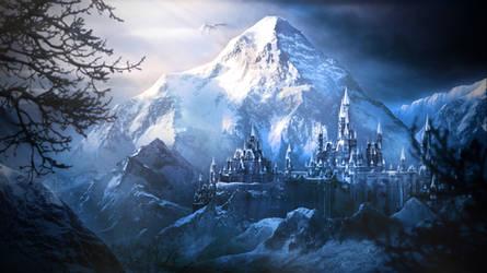 Frozen Valley by Togman-Studio