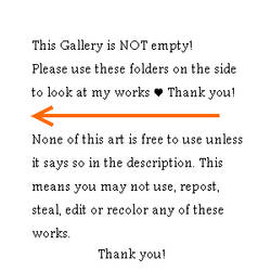 Notice for Gallery