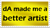 Better Artist by Xellphy