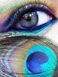 Peacock by MissHayleyBee