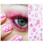 Polka Dot Nails by MissHayleyBee