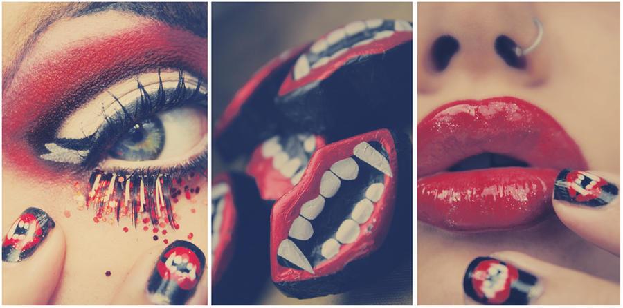 Show me your teeth by MissHayleyBee
