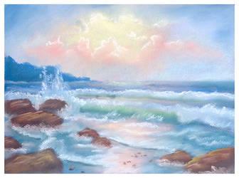Sea by jkBunny