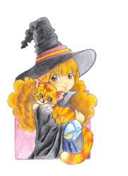 Hermione 3 by jkBunny