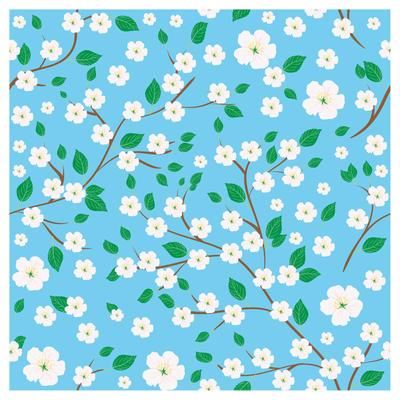 Cherry blossom pattern by jkBunny