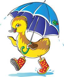 Duckling _vector by jkBunny