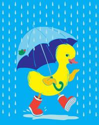 Duckling _vector2 by jkBunny