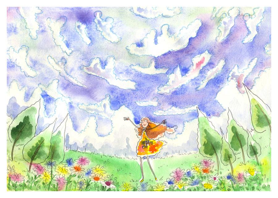 Sky by jkBunny