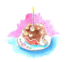 Happy birthday to me by jkBunny