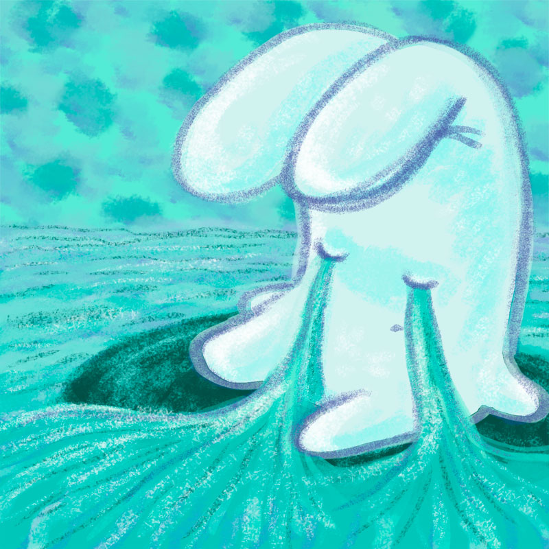 Sea of tears by jkBunny
