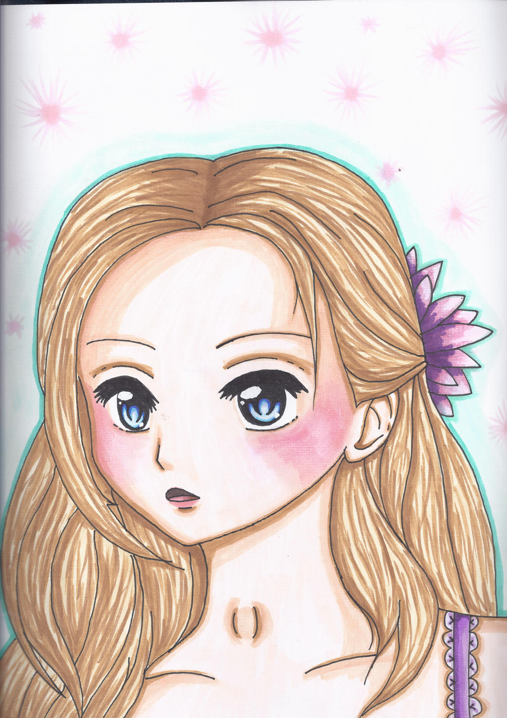 Girly girl by missciaocopic on deviantart - Girly girl anime ...