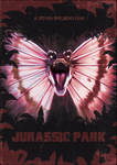Jurassic Park alt Movie Poster