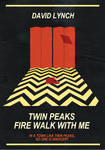 'Red Room' Twin Peaks poster