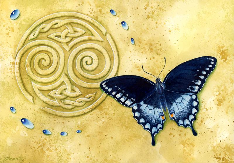 Spiral Patterns by LucieOn