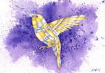 Mechanical Hummingbird by LucieOn
