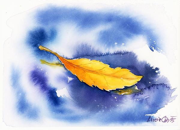Autumn Kiss by LucieOn