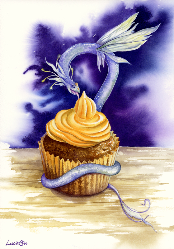 Yummy Cupcake by LucieOn