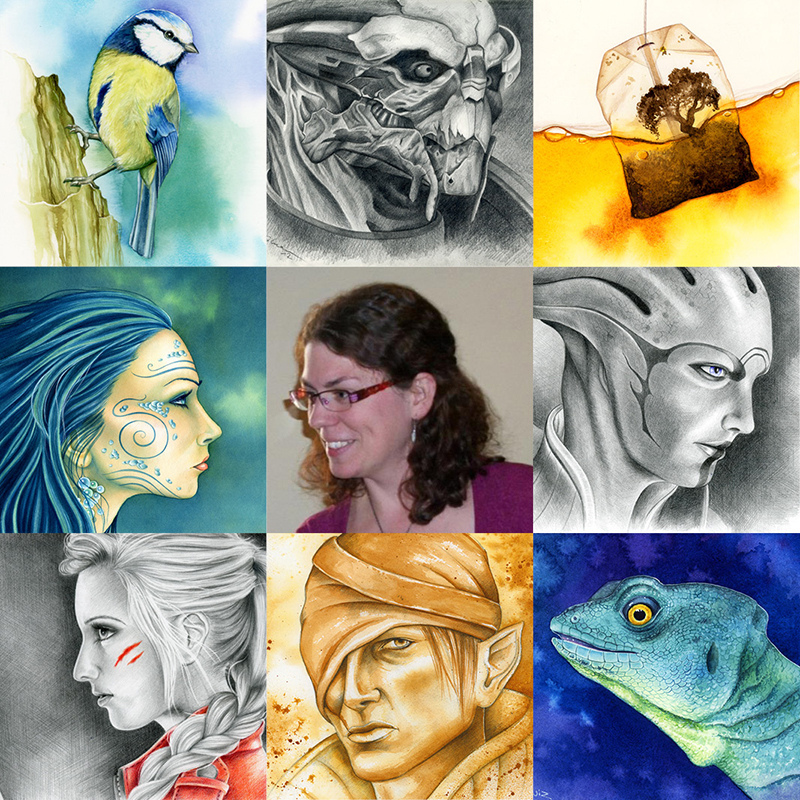 Artvsartist by LucieOn